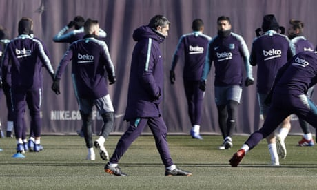 Getafe v Barcelona: La Liga – live!