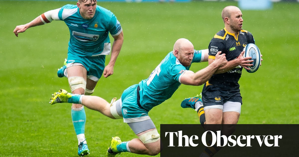 Wasps stay in hunt for Europe despite Morris red in win over Worcester