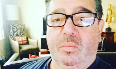 Rob Goldstone has described Moscow as his second home.