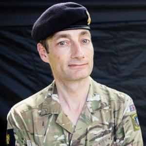 Colonel Simon Stockley