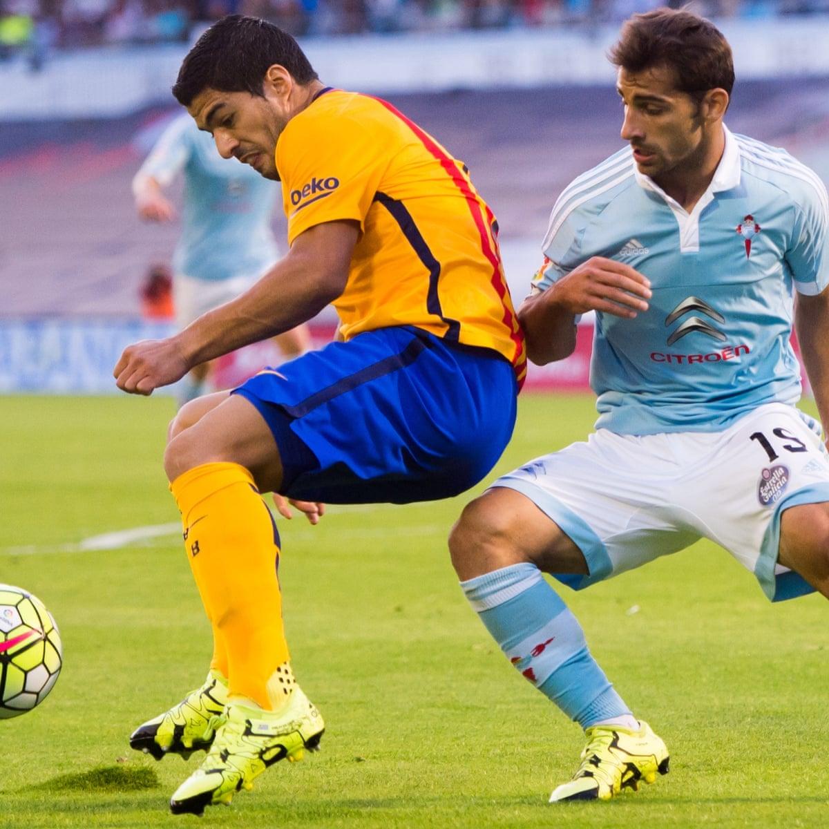 Celta Vigo 4 1 Barcelona La Liga As It Happened Football