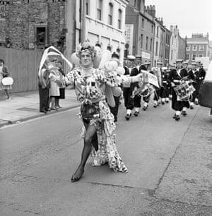 Whitehaven Carnival, 1963