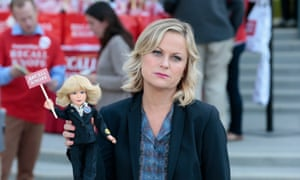 Vote for Amy: as Leslie Knope in Parks and Recreation.