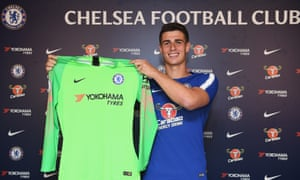 Kepa Arrizabalaga has completed his move to Chelsea, with Thibaut Courtois expected to finalise his Real Madrid move on Thursday.