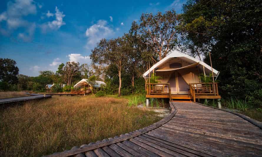 The Cardamom Tented Camp, Cambodia
