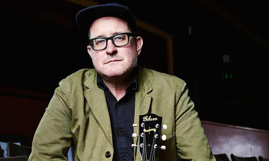 Craig Finn, solo artist and frontman of the Hold Steady.