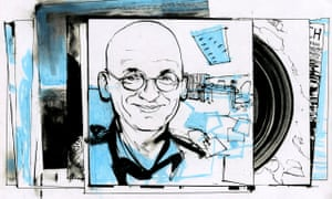 An illustration of Roddy Doyle