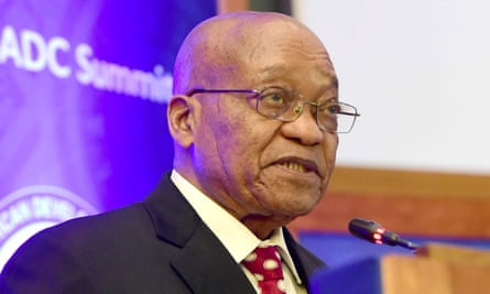 The Gupta family have been accused of benefiting financially from their close links to the South African president, Jacob Zuma.