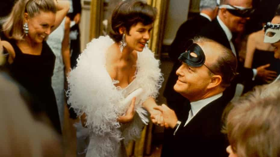 'His Instagram would be outrageous' … Capote's Black and White Ball at the Plaza Hotel, New York, 1966.