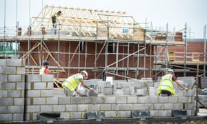 The prime minister has reconfirmed her party's manifesto pledge to build a million homes by 2020.