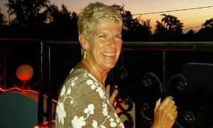 Sue Wilson of campaign group Bremain in Spain