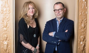 Sonia Friedman and Colin Callender, Producers of Harry Potter and the Cursed Child.
