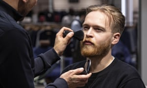 John Lewis will permanently stock a men's makeup line in its Oxford Street store and online.