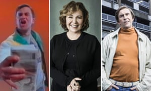 Political characters on TV: Loadsamoney, Roseanne and Alan Partridge