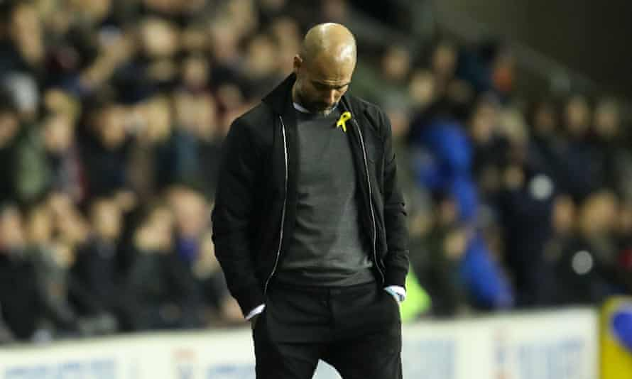 The last time Manchester City played on a Monday evening was the FA Cup defeat by Wigan.
