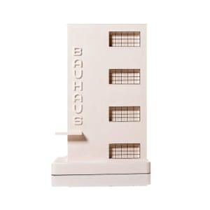 Bauhaus Dessau plaster model
