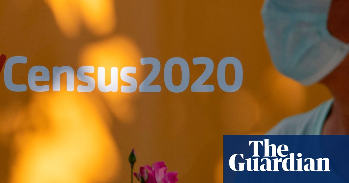 Trump administration can end census count early supreme court rules – The Guardian