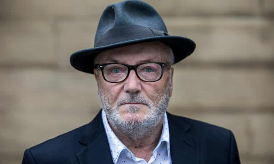 George Galloway's focus on Palestine was criticised by some Labour voters.