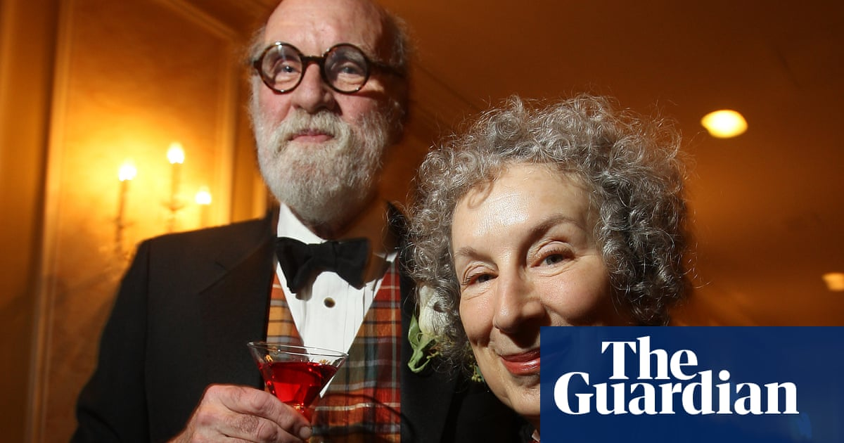 Fiction prize renamed in honour of Margaret Atwood and late partner Graeme Gibson - the guardian