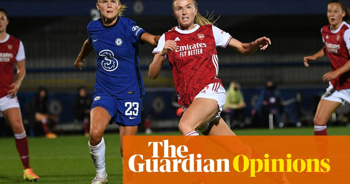 Womens football is growing but can the FA keep pace with demand? | Flo Lloyd-Hughes