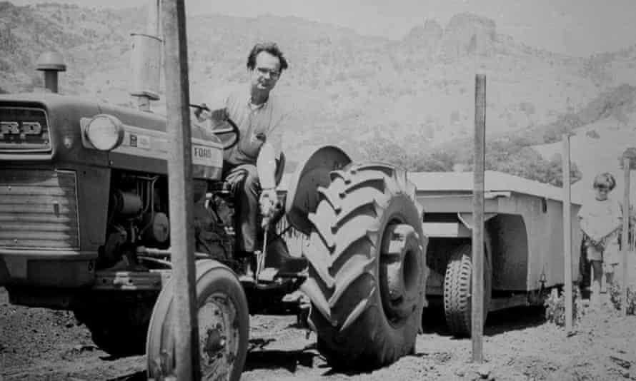 Warren Winiarski, a wine maker and supporter of Measure C in Napa County