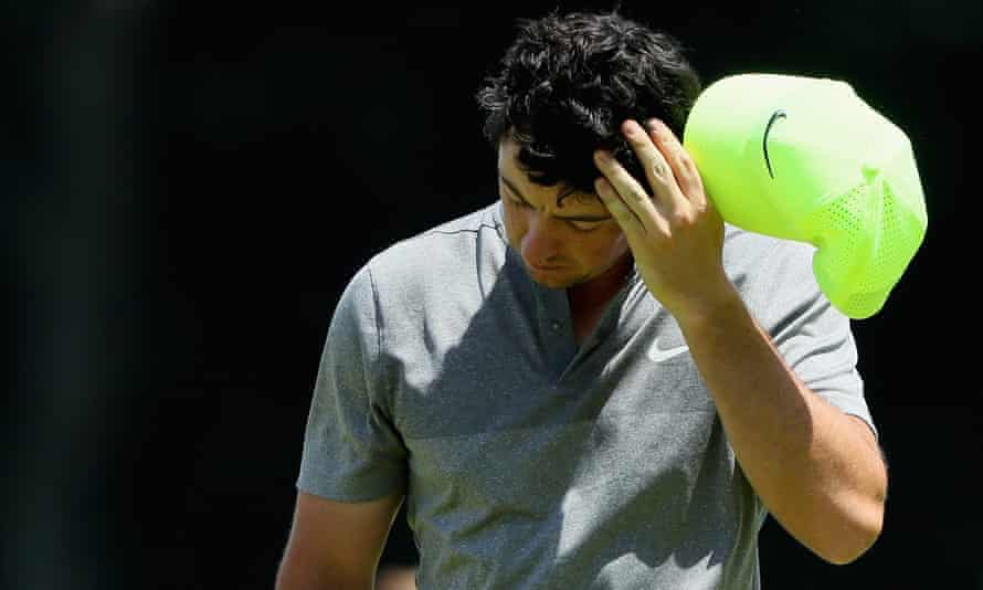 Rory McIlroy became another high-profile withdrawal.