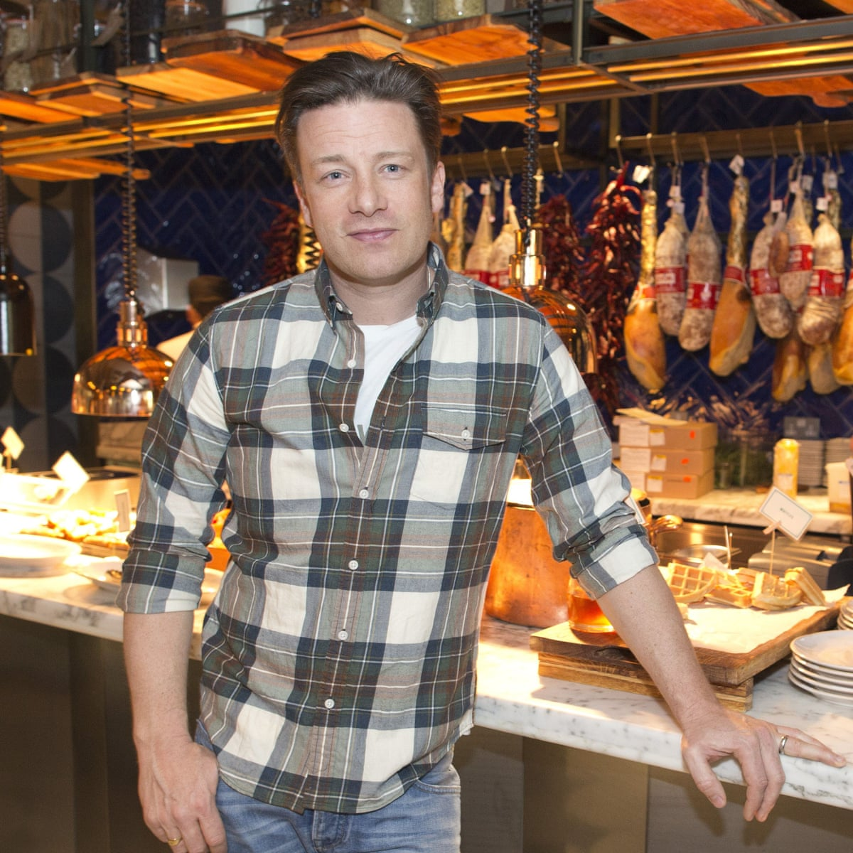 Jamie Oliver S Paella Brings Fractured Spain Together Against Him Spain The Guardian