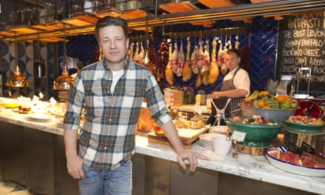 Jamie Oliver's Australian restaurant group goes into administration