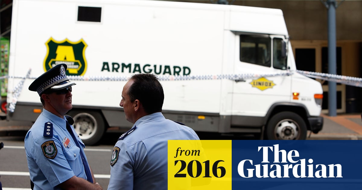Man charged over $2 4m Melbourne security van heist 22 years