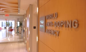 Corridors of power: the headquarters of the World Anti-Doping Agency in Montreal.