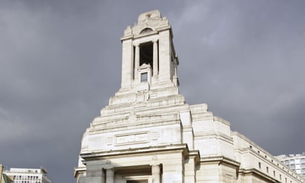 Freemasons Hall, London: the deal between four masonic charities was the biggest charity merger this year.