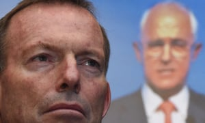 Tony Abbott and Malcolm Turnbull