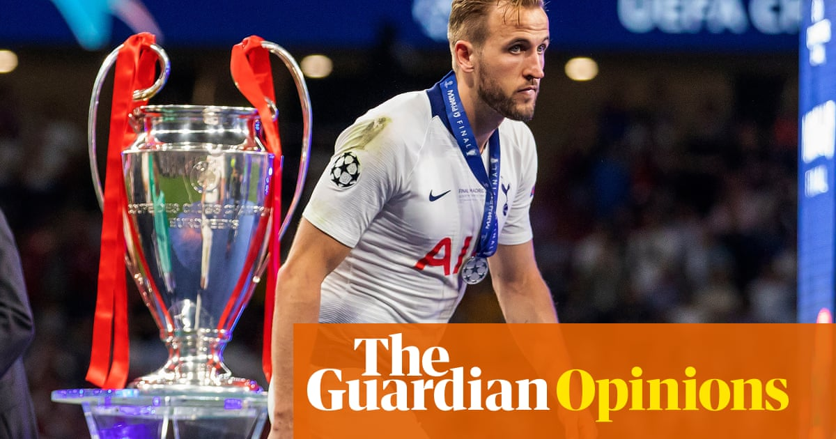 How much longer will Harry Kane tolerate a career without trophies?   Barry Glendenning