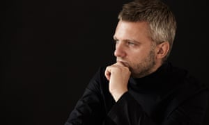 Kirill Karabits, conductor and music director of Bournemouth Symphony Orchestra.
