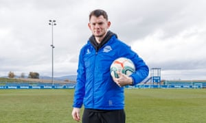 Oliver Burke is already playing for his sixth club, Alavés, where he is on loan from West Brom for the rest of the season.
