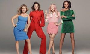 Spice Girls announce reunion tour – without Victoria Beckham