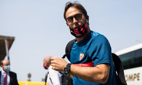 Julen Lopetegui's redemption seems complete as he builds a new Sevilla | Sid Lowe