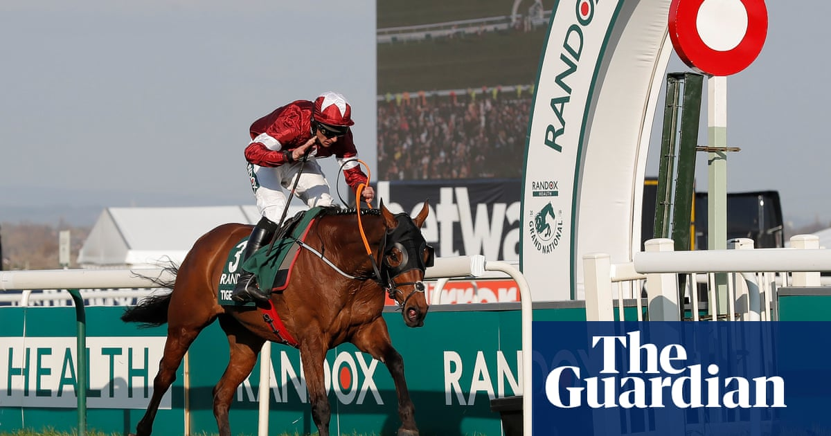 Tiger Roll confirmed for historic bid to win third Grand National in a row