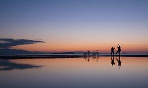 Chichibuga beach, Mitoyo, Shikoku, Japan, winning image in the 2016 photo competition run by Mitoyo tourism authority