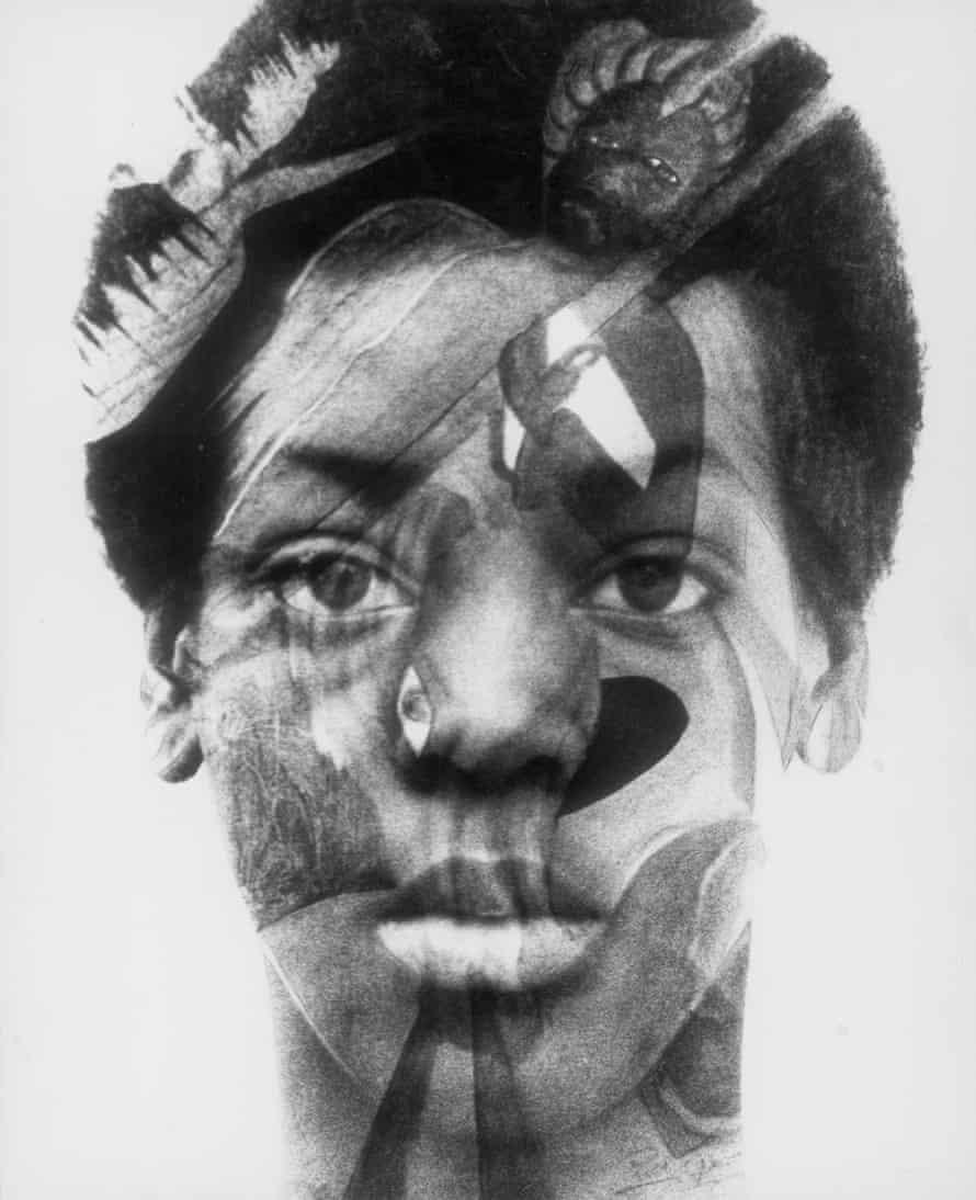 Horace Ové's Psychedelic Sister, 1968.