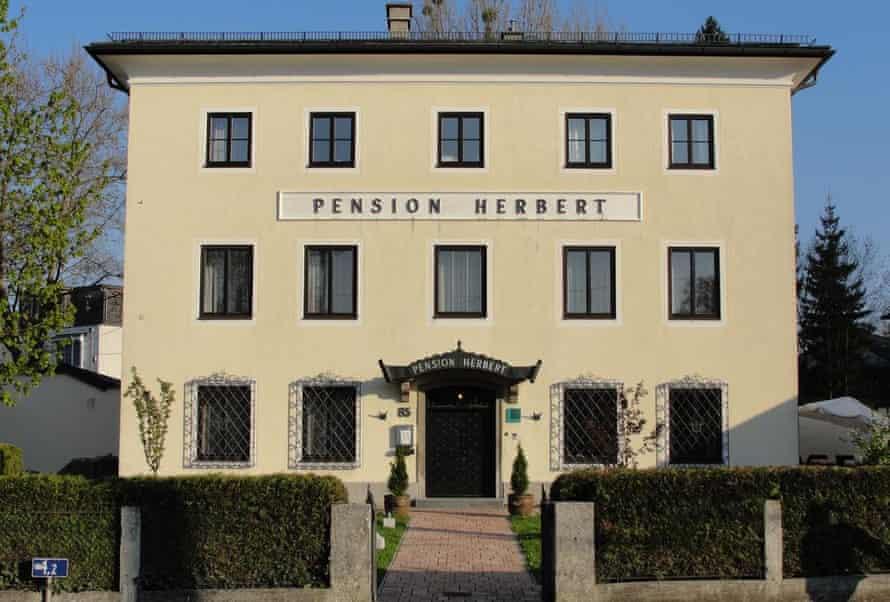 Hotel Pension Herbert, Salzburg, Austria