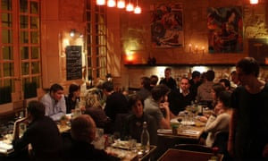 The warm and welcoming Bouchon Bordelais bistro in the heart of Bordeaux