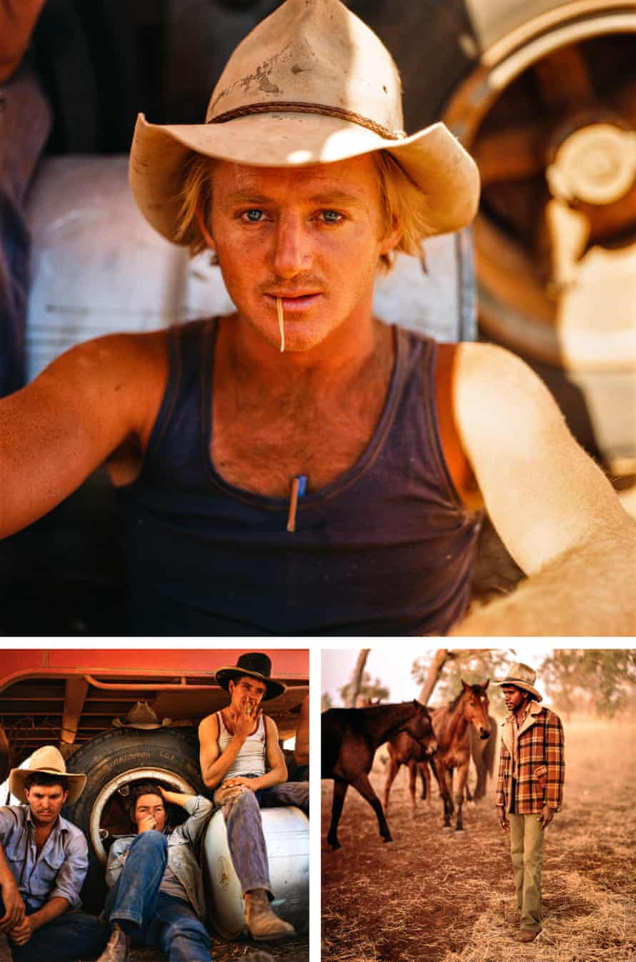 Photos from the book Balls and Bulldust by Hakan Ludwigson. Shot in Australia in the 1980s
