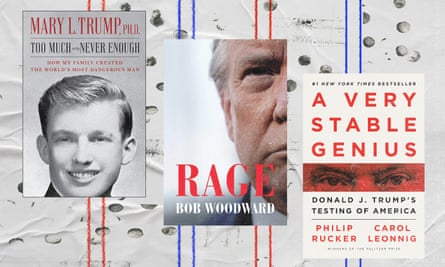 Books on Trump: the gifts that keep on giving.