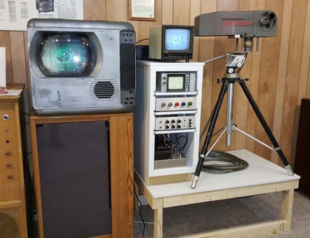 'There was no museum in the US that focused on the technology ofearly television – so I started one.'