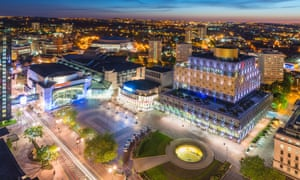 Birmingham will be the focus of the planned 2022 Festival of the UK.