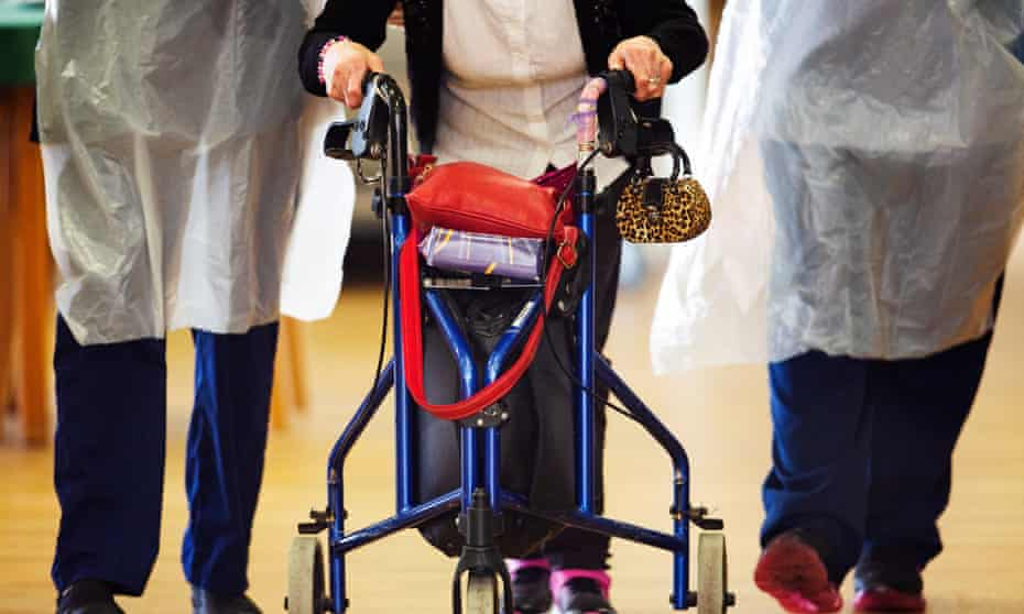 Before testing became routine, 25,000 hospital patients were released to care homes, the National Audit Office has confirmed.