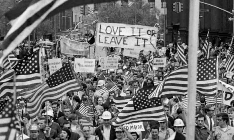 The Vietnam War.