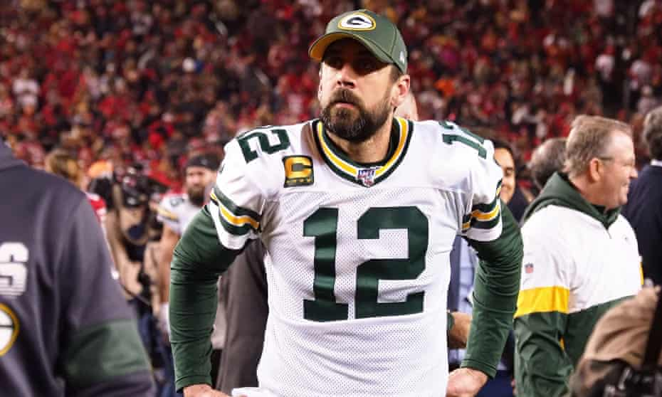 Aaron Rodgers was one of the players who was against the terms of the new deal