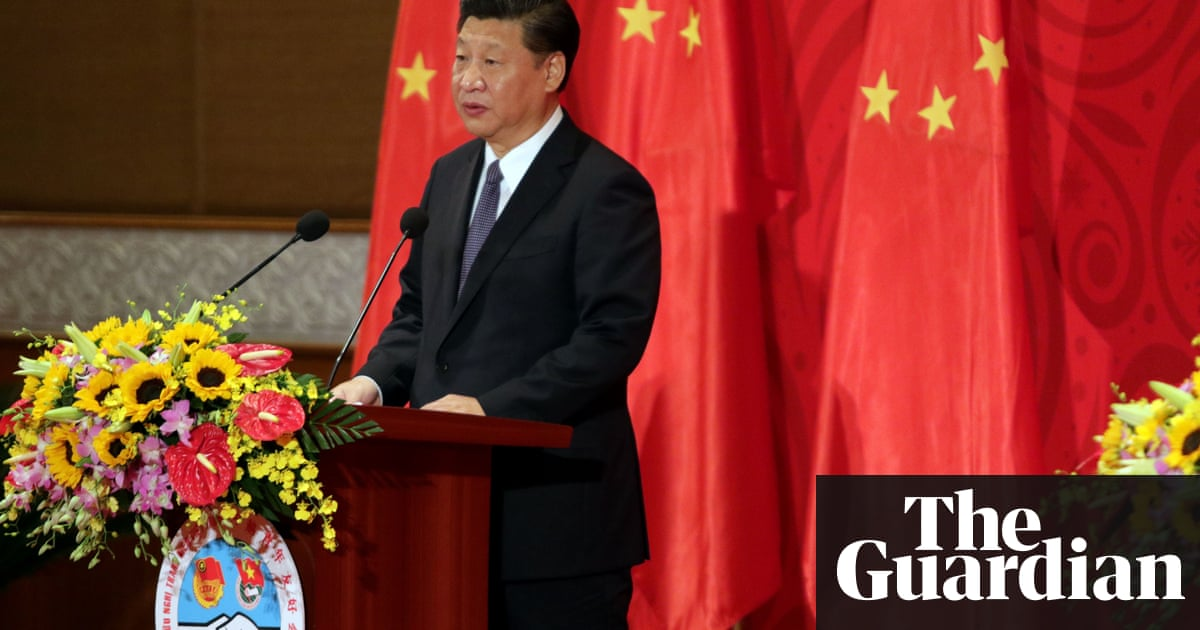 Xi Jinping says China wants South China Sea issue resolved peacefully